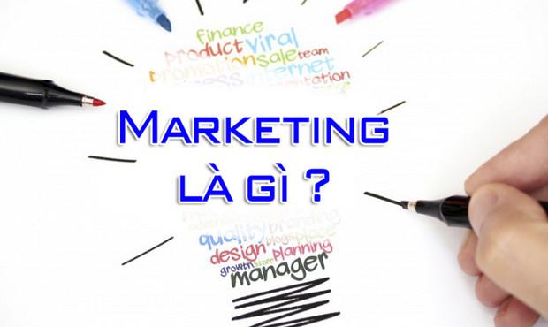 khái niệm marketing là gì
