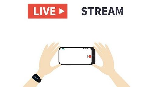 live stream là gì