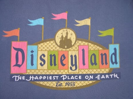 tagline disneyland
