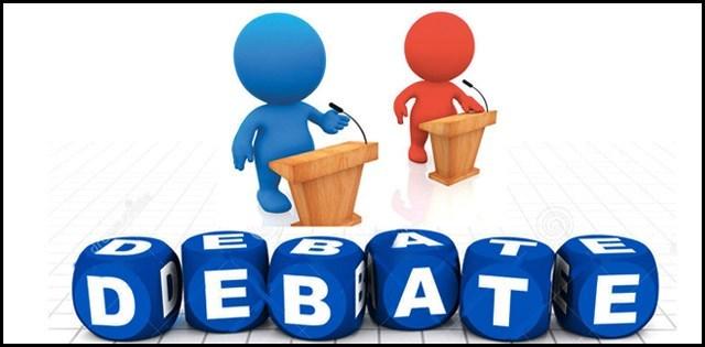 Debate là gì?