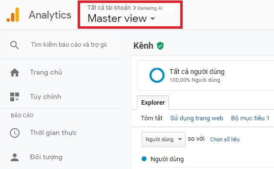 Cách kiểm tra chỉ số Pageview đơn giản nhất