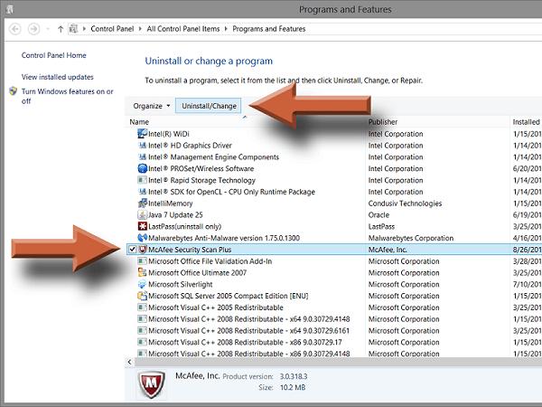 Cách gỡ phần mềm McAfee đơn giản nhất