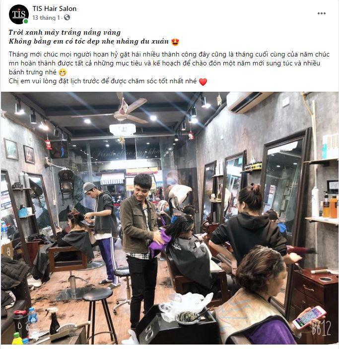 Top những bài quảng cáo hay về tóc 2021